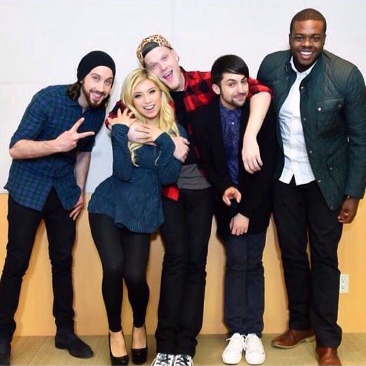are members of pentatonix dating