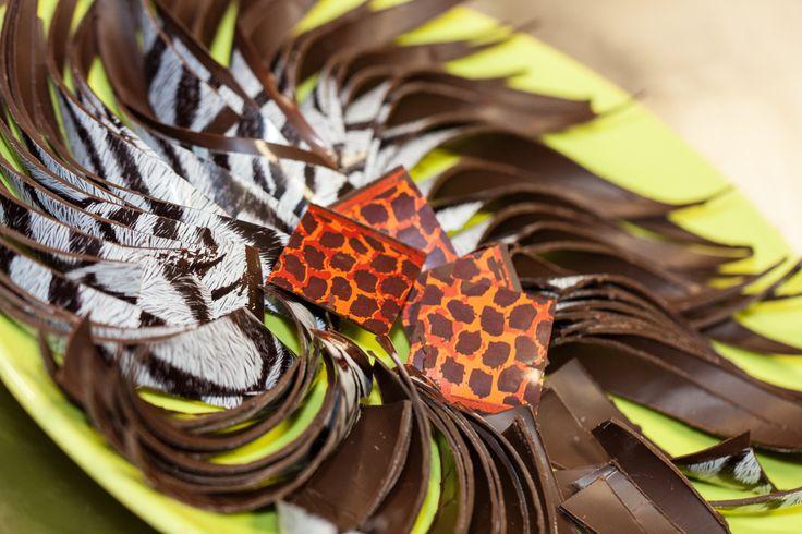 Riccioli di cioccolato