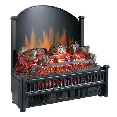 Pleasant Hearth Electric Fireplace Logs Heater Products Electric Fireplace Insert Electric