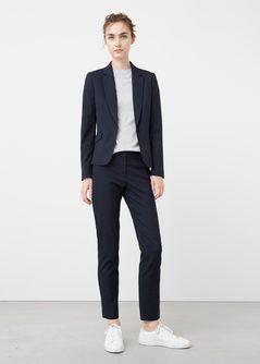 Pantaloni stampati - Pantaloni da Donna | MANGO Italia