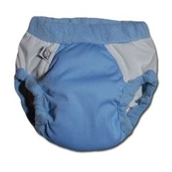 Super Undies Nighttime Training Pant. Apparently extremely absorbent, much more so than pull-ups