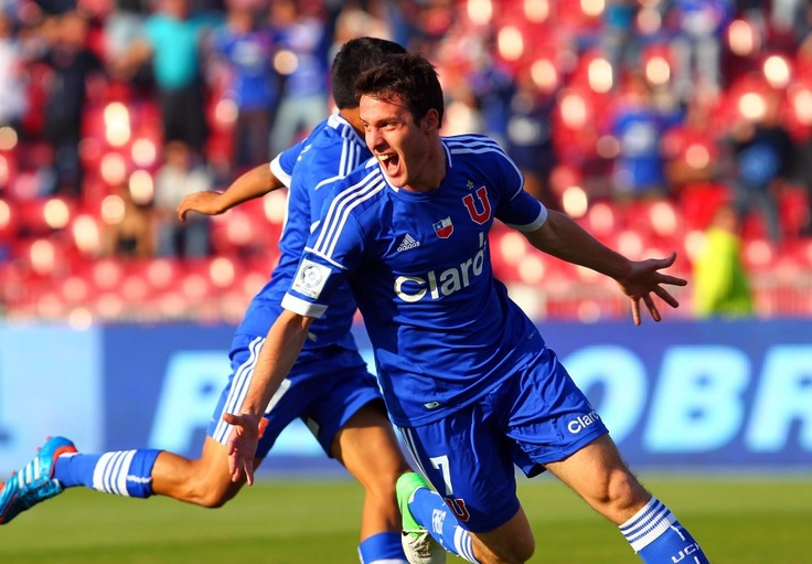 Universidad de Chile vs Colo Colo    9rande angeloo