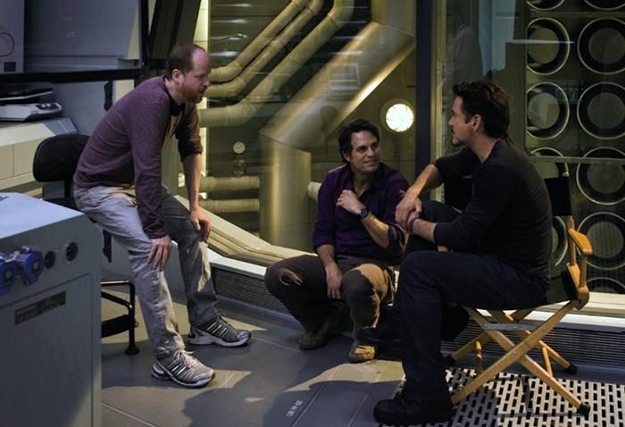 Cineast: Джосс Уидон не будет снимать «Мстителей 2» без Роберта Дауни-мл.