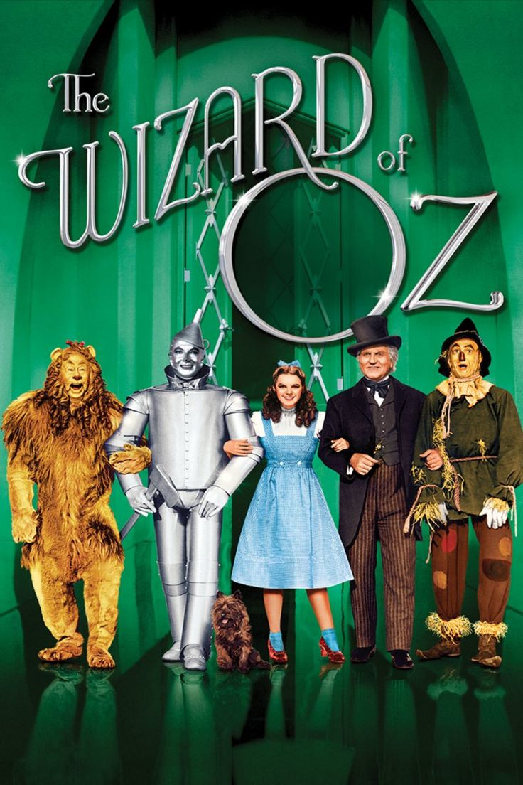 The Wizard of Oz - Rotten Tomatoes I guess I'm the only person on the planet who didn't like this movie. Dorothy and her incessant whining got on my nerves.