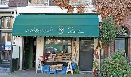 Restaurant Zinc Rotterdam