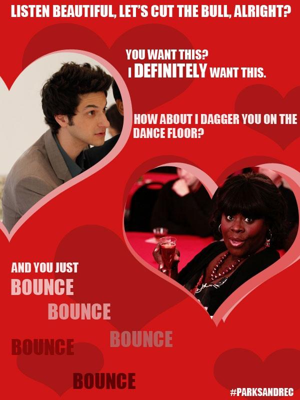 Jean-Ralphio | Valentine's Day | #ParksandRec