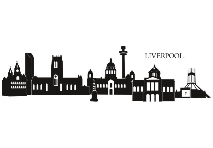 liverpool skyline - Google Search