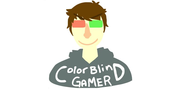 New Blog post, first of its kind. Color Blind Gamer stories at my expense! Time to hear all about Halo 2 and its failures to the color blind. and me. And how my friends made it worse. Much worse.