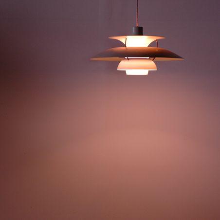 PH5  designer: Poul Henningsen  maker: Louis Poulsen