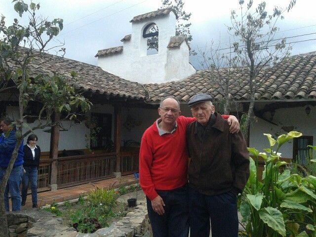 Juan Conto y  mauricio