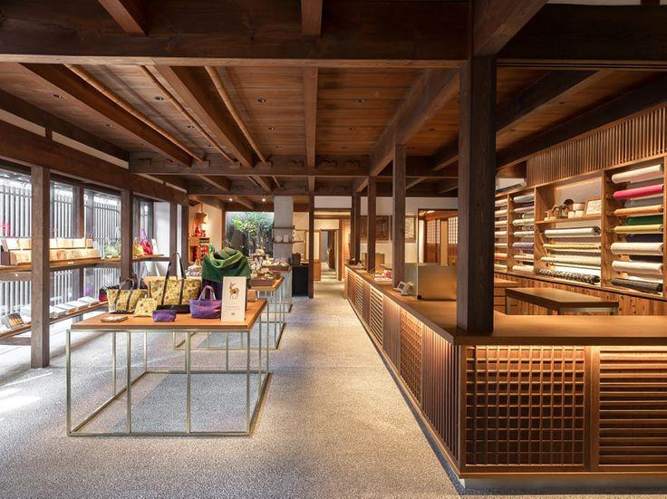 奈良ののどかな空気をそのままに天平の都奈良の魅力あふれる商品を届ける中川政七商店