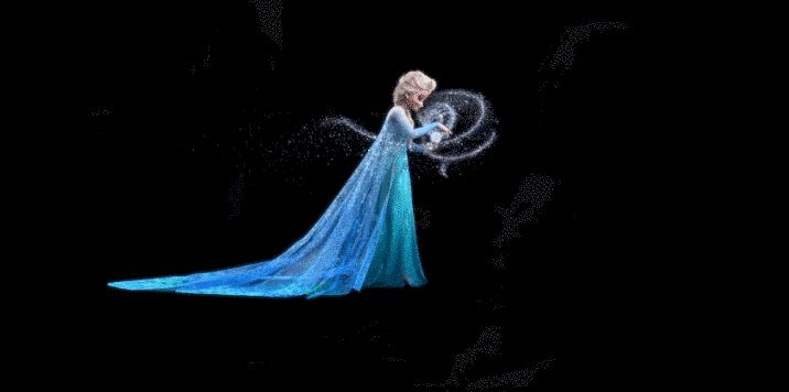 "Here's The First Look At Elsa And Anna In The Brand-New ""Frozen"" Short"