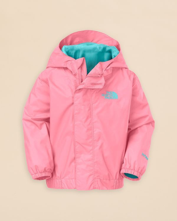 a9bb71c28a26 The North Face Infant Girls  Tailout Rain Jacket - Sizes 3-24 Months ...