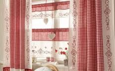 Картинки по запросу красные шторы кухни идеи