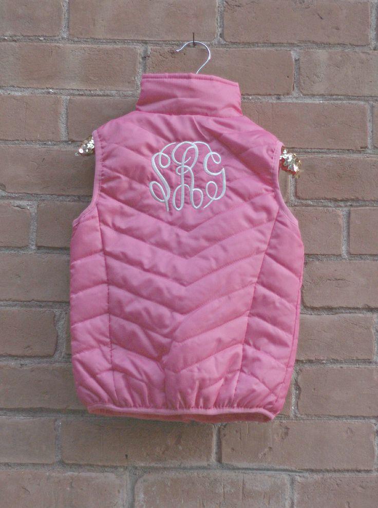 @shopcrystalfaye #monogram #preppy #backtoschool @magnamini #kids #vest