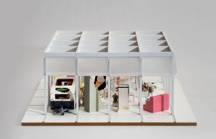 Kjellander Sjöberg - Commoning Kits - Model: Norell/Rodhe
