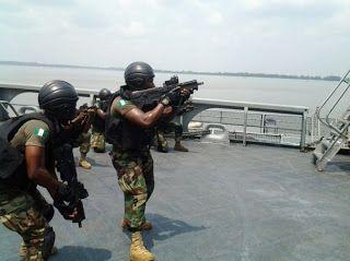 Nigerian Navy Declares Zero Tolerance for Militant Activities in the Niger Delta