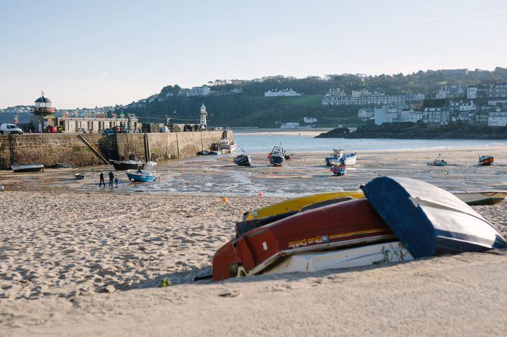 St Ives in Cornwall, Cornwall