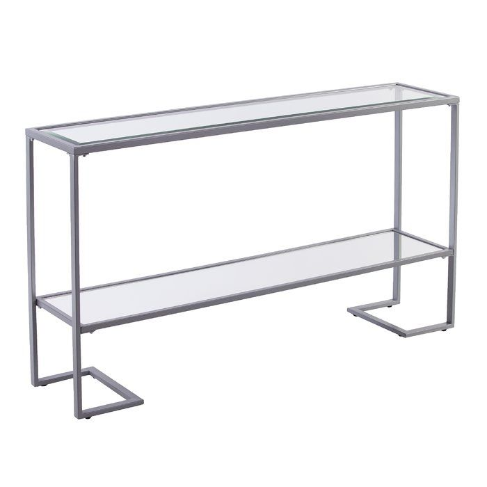 Xavier 52 Console Table Narrow Console Table Console Table Table