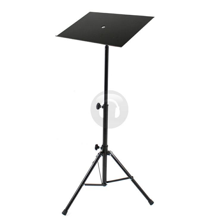 Ekho Pult Höhenverstellbar Universal Dj Notebook Tisch Projektor Mischpult Stand | eBay