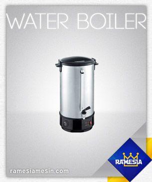 Water Boiler 15 Liter, Harga Rp 1.350.000 untuk info spesifikasi silahkan kunjungi website kami http://ramesiamesin.com/mesin-kopi/