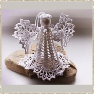 15 Free Crochet Angel Patterns + Crochet Angel Wings