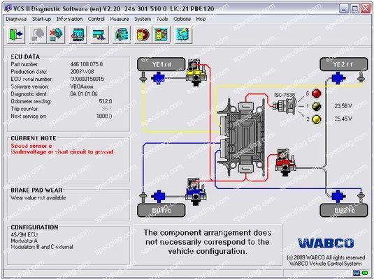 9ef78c0683157ca8d1963330ff111816 877 best car repair tools images on pinterest car repair, cars wabco 4s/4m wiring diagram at edmiracle.co