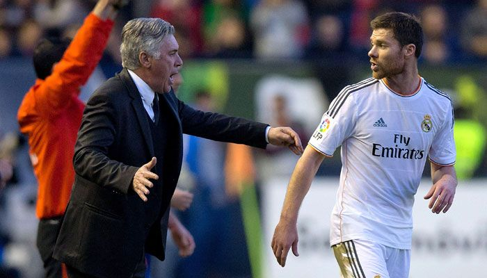 UEFA Champions League: Ex-Madridistas Carlo Ancelotti Xabi Alonso fired up with Real Madrid return #FCBayern  UEFA Champions League: Ex-Madridistas Carlo Ancelotti Xabi Alonso fired up with Real Madrid return  Munich: Bayern Munich's Carlo Ancelotti and Xabi Alonso are relishing facing their former club Real Madrid when two of the favourites for the Champions League title clash in the quarter-finals. Holders Real play Bayern away on Wednesday April 12 at Munich's Allianz Arena with the…