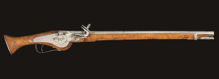 German Wheellock Pistol 1620-1630