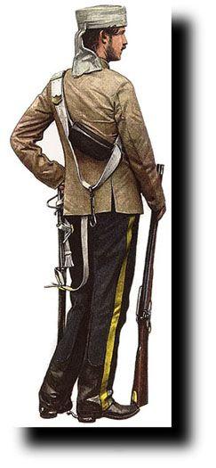 7th hussars 1858