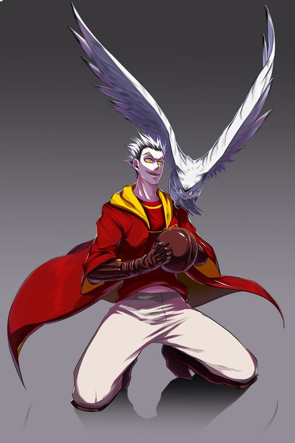 Idk I think bokuto would be hufflepuff hardworking loyal friendly non judgey :)