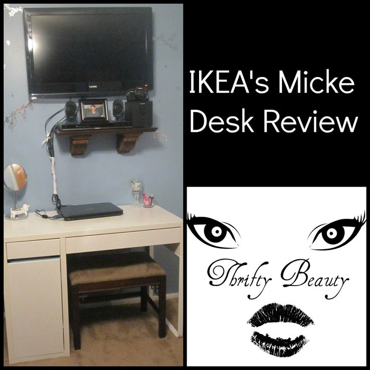 Aneboda Kledingkast Van Ikea ~ com desk micke white ikea micke desk a long table top makes it easy to