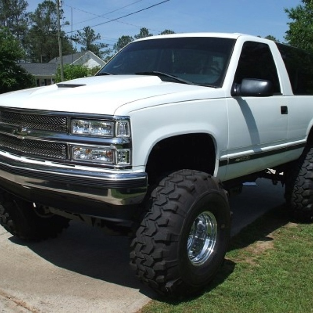 22 best images about 95 99 chevrolet tahoe on pinterest. Black Bedroom Furniture Sets. Home Design Ideas