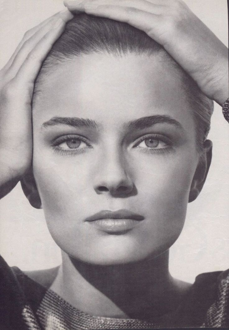 Paulina Porizkova  Had lunch with her many many years ago. She wasn't very kind....very young and completly full of herself.