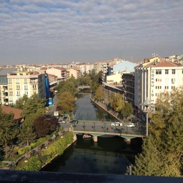 Photo taken at Şale Otel, Eskisehir, Turkey