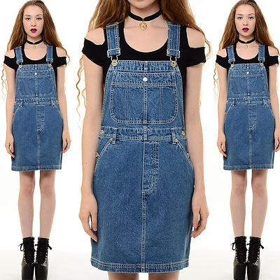 17 Best images about Denim/jumpers/overall skirts on Pinterest ...