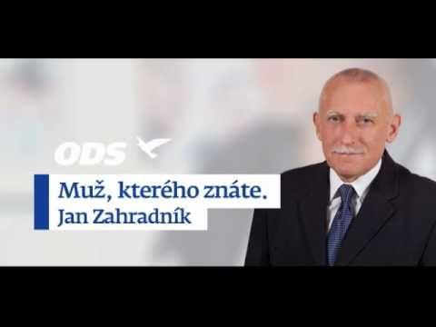 Jan Zahradník - rozhlasová vizitka