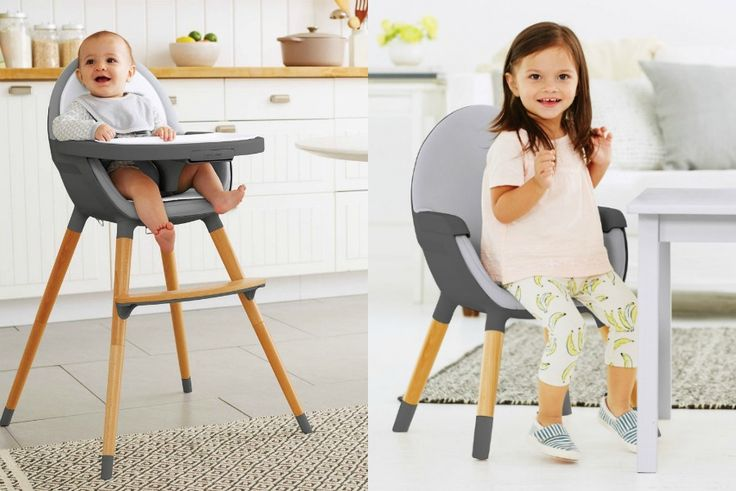 We're so happy to discover Skip*Hop's great-looking new Tuo convertible high chair. Here's why it will save parents a ton of money over the long run.