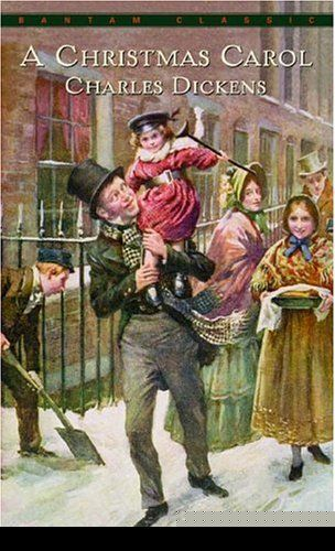 Christmas Books for Kids & Adults - A Christmas Carol from HowToHomeschoolMyChild.com
