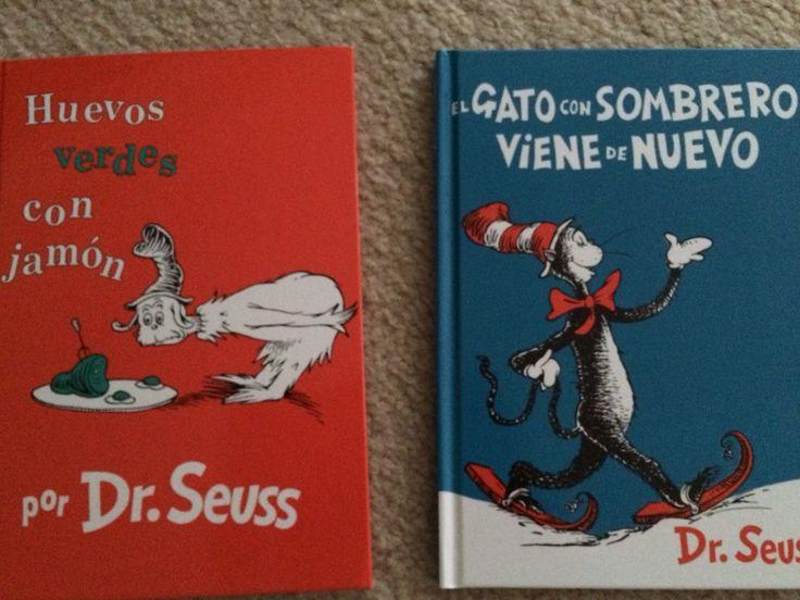 Dr. Seuss books in Spanish