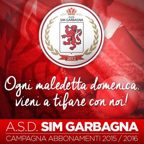 a.s.d. SIM Garbagna Campagna abbonamenti 2015/2016
