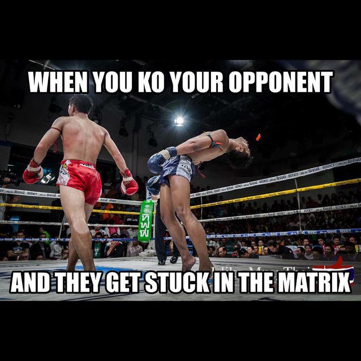 Muay Thai - Thai kickboxing - martial arts memes Bushido https://instagram.com/p/56EMRSOx4-/