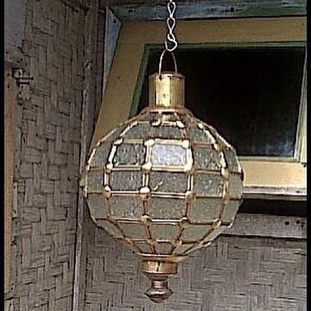 Lantern marokp bola es