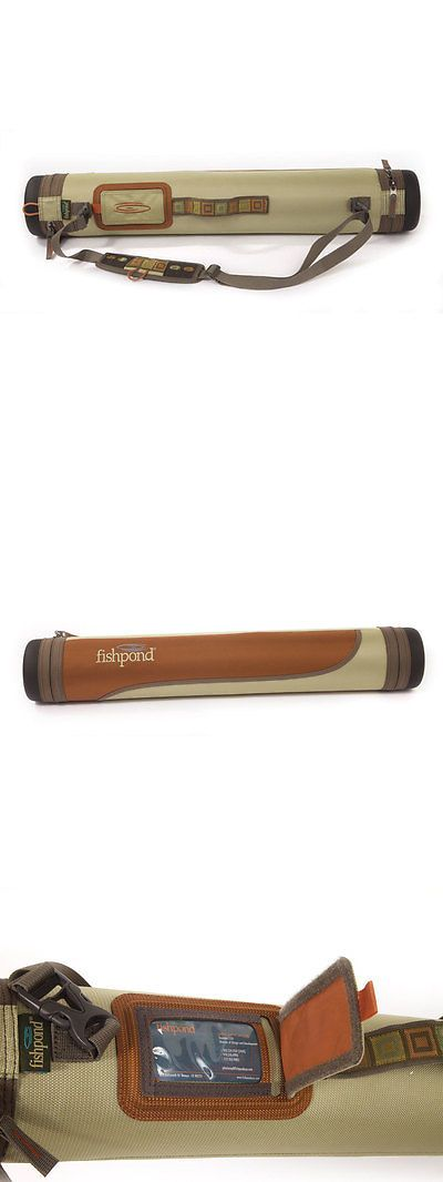 Rod Cases Tubes and Racks 81473: Fishpond Jackalope Fly Fishing Rod Tube Case BUY IT NOW ONLY: $109.95