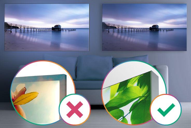 Картина-холст с подсветкой от края до края, и с управлением яркости с помощью пульта.