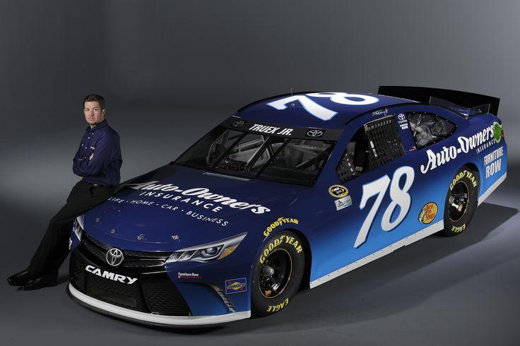 #78 Martin Truex Jr. #NASCAR