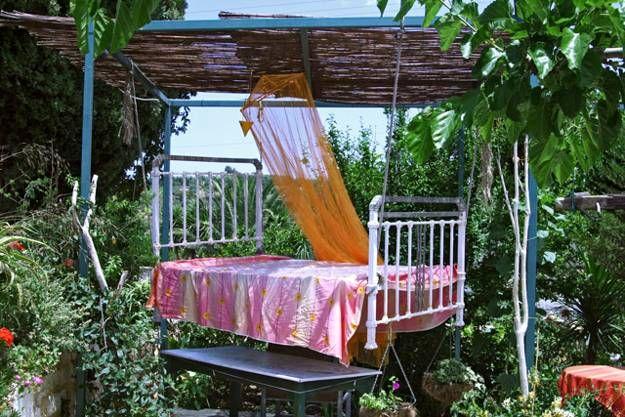 наружные комнаты и двор идеи, на открытом воздухе идеи спальня украшения