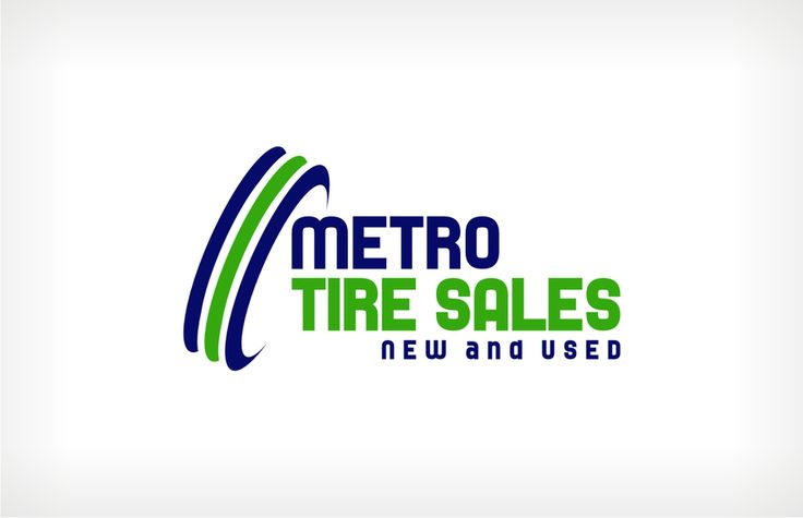 Open for revisions only to Create the next logo for Metro Tire Sales using new and used somewhere in logo by John We