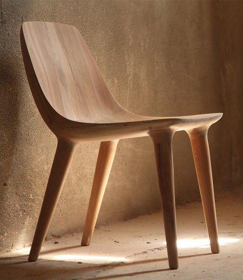 Best 25 Wood chair design ideas on Pinterest  Chair