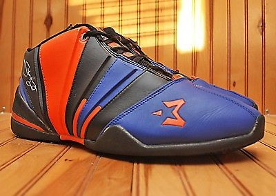 Starbury Stephon Marbury 2 Size 11 - Blue Black Orange - 21760 ... 22ea129506